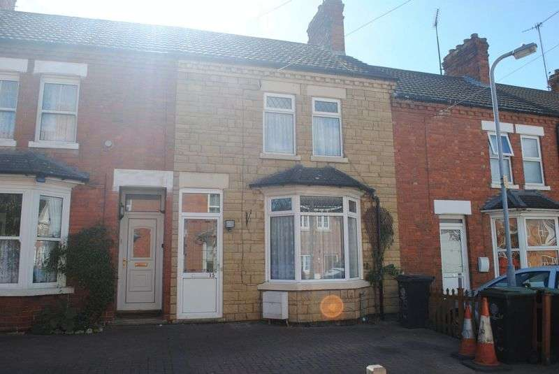 3 Bedrooms Terraced House for sale in East Grove, Rushden