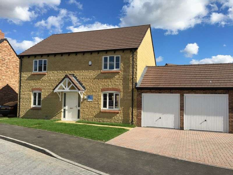 4 Bedrooms Detached House for sale in Sutton Fields Sutton Courtenay