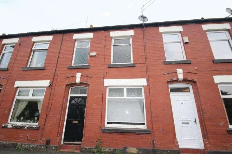 3 Bedrooms Terraced House for sale in Queen Victoria Street, Balderstone, Rochdale OL11 2HF