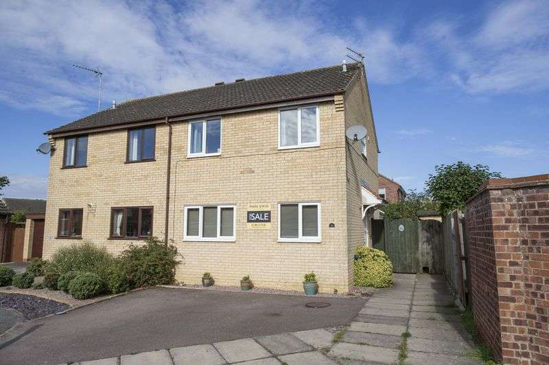 3 Bedrooms Semi Detached House for sale in Browse Close, Bury St Edmunds