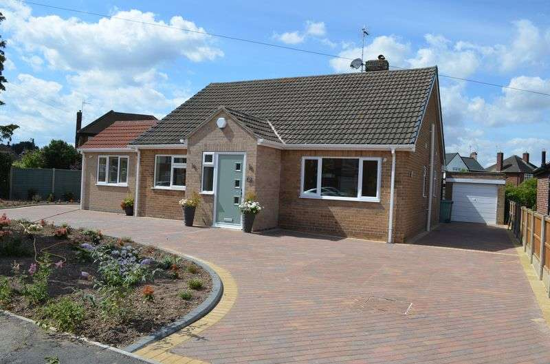 3 Bedrooms Detached Bungalow for sale in Bigsby Road, Retford
