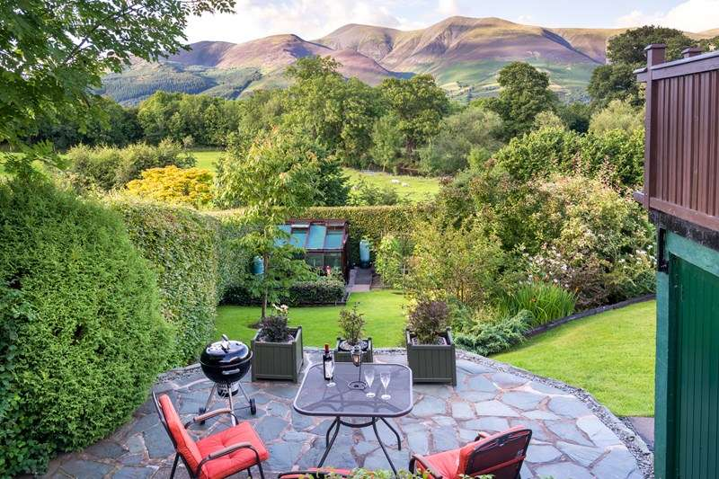 5 Bedrooms Detached House for sale in Breeze Hill, Portinscale, Keswick