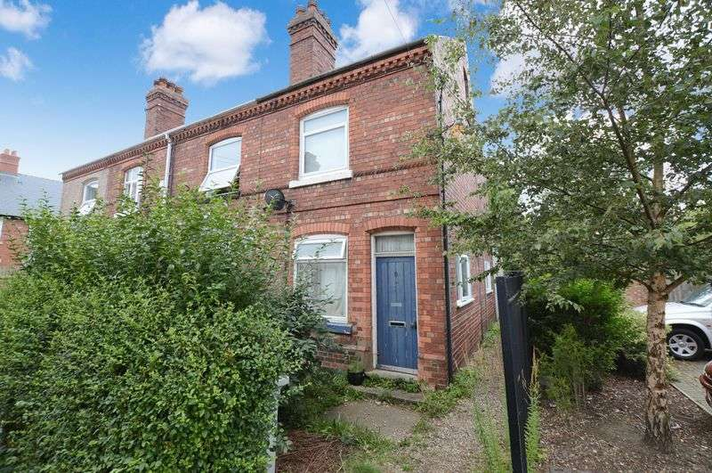 3 Bedrooms House for sale in 5 Alexandra Terrace, Woodhall Spa