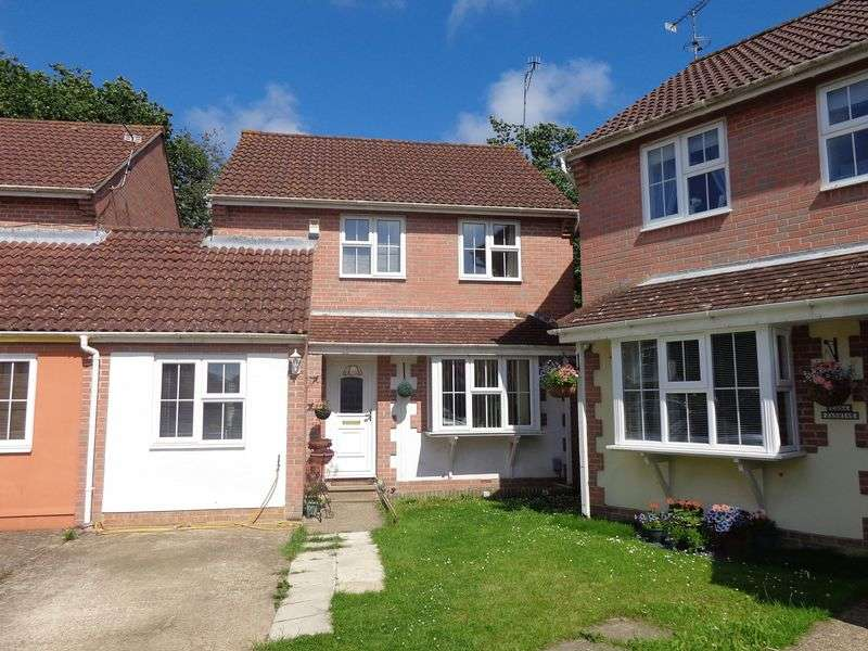 4 Bedrooms Detached House for sale in Juniper Close, Worthing