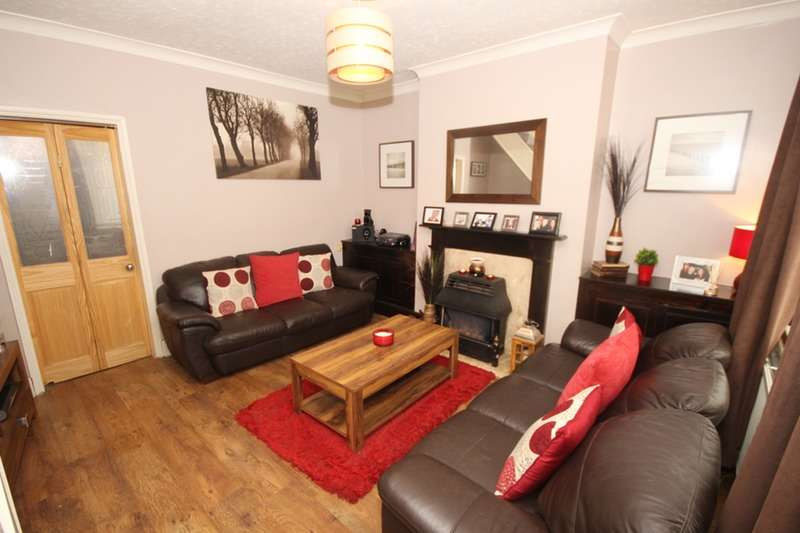 3 Bedrooms Terraced House for sale in Briarfield Road, Ellesmere Port, Cheshire, CH65