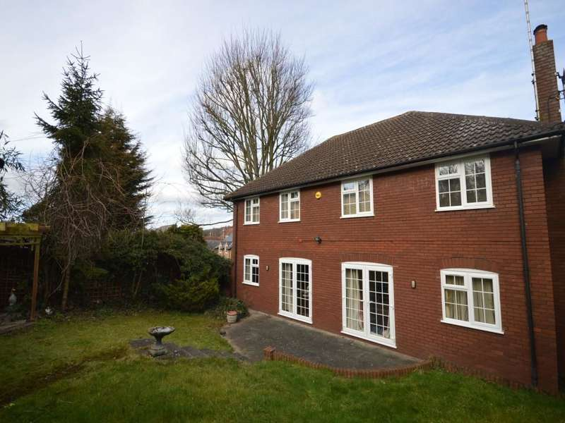 4 Bedrooms Detached House for sale in Claddagh Cleveland Road, St. Albans, AL3