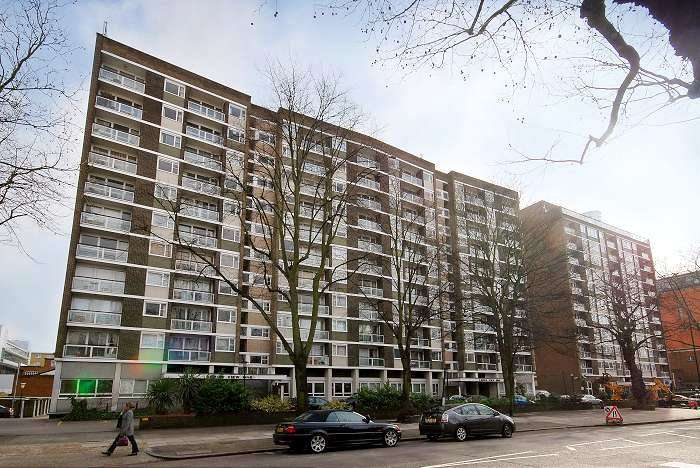 2 Bedrooms Flat for sale in St. Johns Wood Road, St Johns Wood, London, NW8