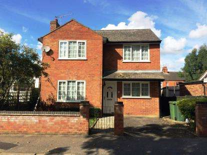 4 Bedrooms Detached House for sale in Bounty Street, New Bradwell, Milton Keynes