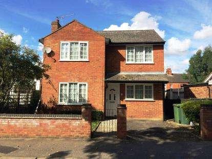 4 Bedrooms Detached House for sale in Bounty Street, New Bradwell, Milton Keynes