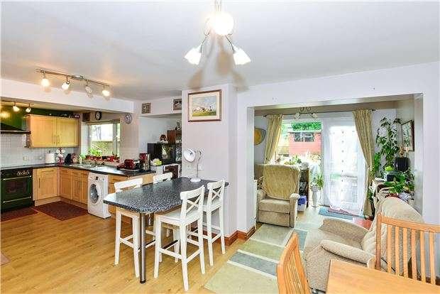 4 Bedrooms Semi Detached House for sale in Goslet Road, BRISTOL, BS14 8SP