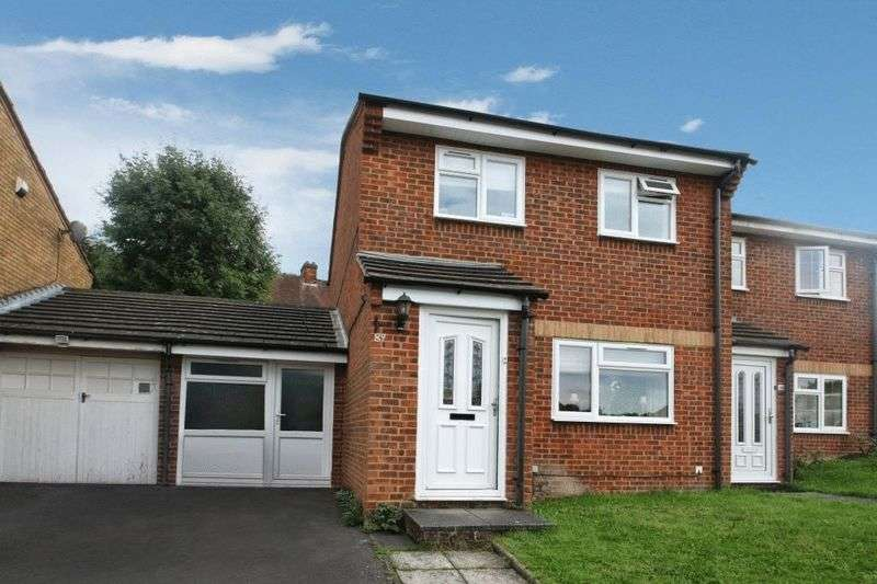 3 Bedrooms Semi Detached House for sale in Nicholas Gardens, High Wycombe
