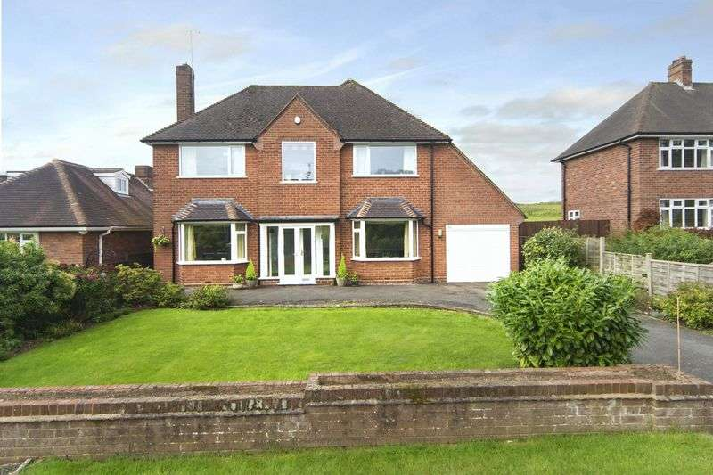 3 Bedrooms Detached House for sale in Wightwick Hall Road, Wightwick, Wolverhampton