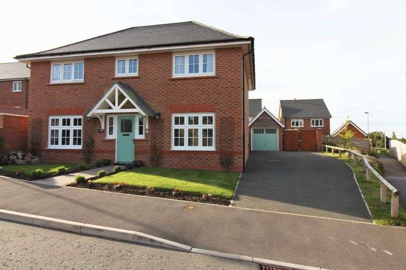 4 Bedrooms Detached House for sale in Overlea Drive, Chester