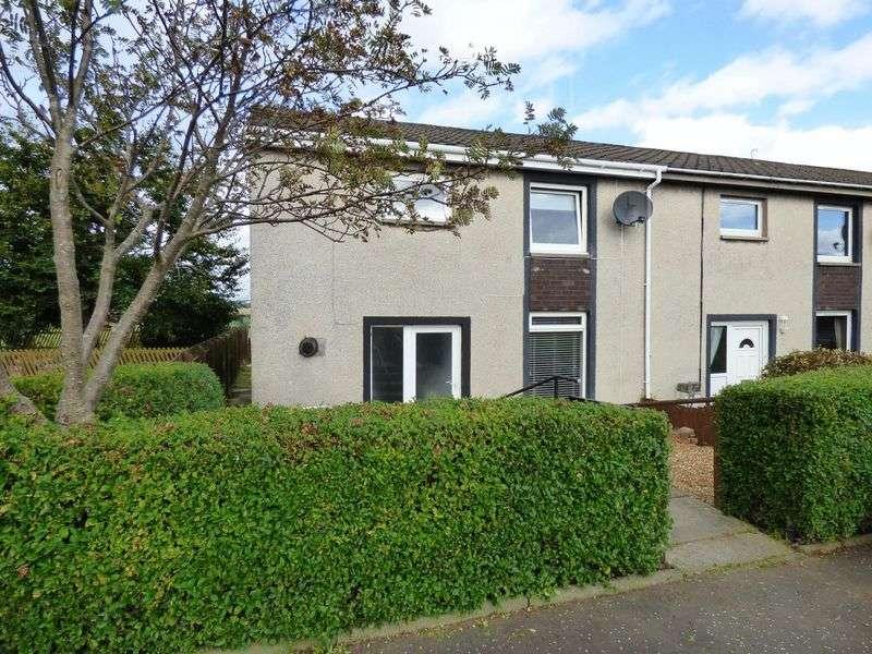 3 Bedrooms Terraced House for sale in 104 Langside Gardens, Polbeth, West Calder