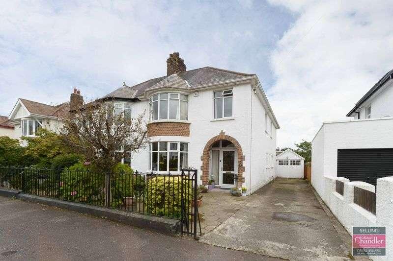 4 Bedrooms Semi Detached House for sale in 16 Knockdarragh Park, Belfast, BT4 2LE