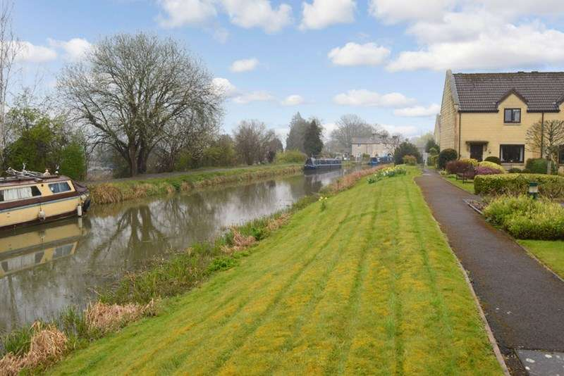 2 Bedrooms Retirement Property for sale in 5 Harbutts Bathampton BA2 6TA