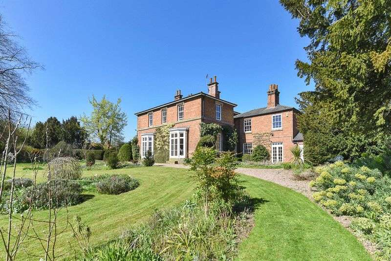 6 Bedrooms Detached House for sale in The Old Rectory, Hockerton