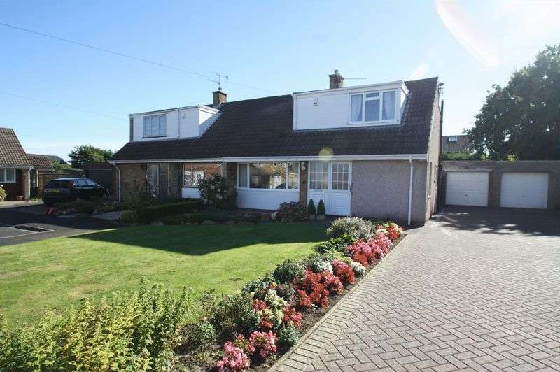3 Bedrooms Semi Detached House for sale in Little Birch Croft, Whitchurch, Bristol, BS14