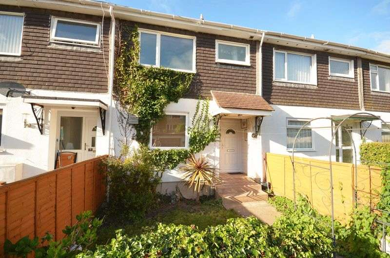 3 Bedrooms Terraced House for sale in THE COOMBE, GALMPTON, BRIXHAM