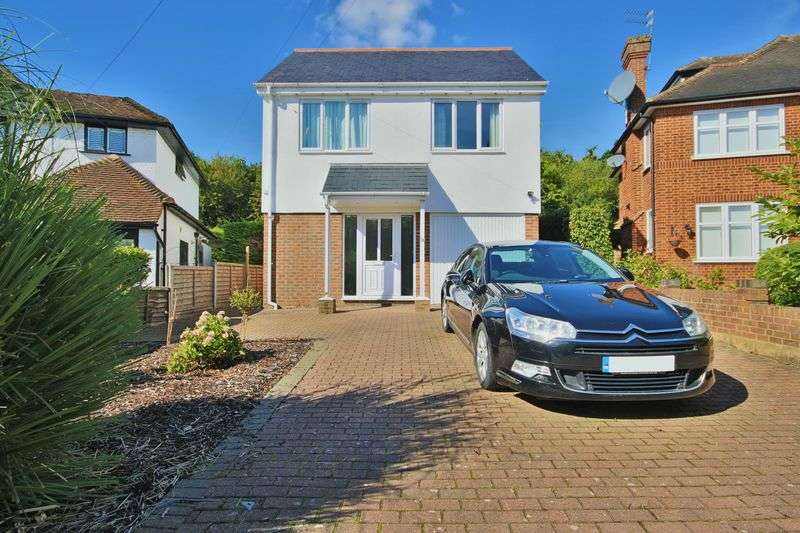 4 Bedrooms Detached House for sale in Farm Close, Buckhurst Hill