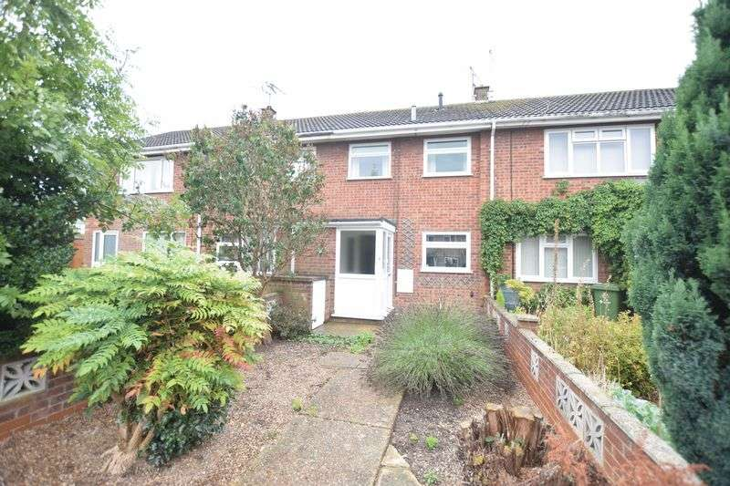 2 Bedrooms Terraced House for sale in Coleraine Close, Lincoln
