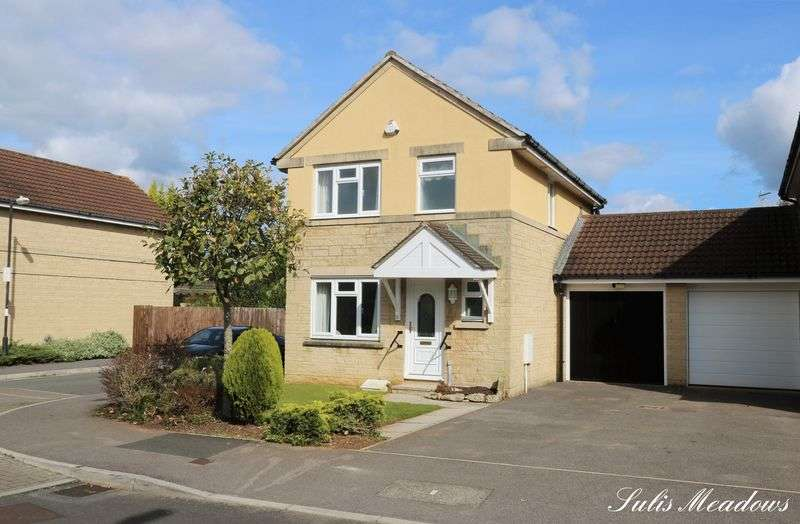 3 Bedrooms Detached House for sale in Burnt House Road, Sulis Meadows, Odd Down, Bath