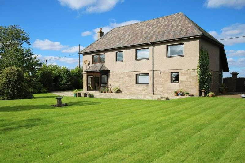 4 Bedrooms Detached House for sale in Hillview, 14 Braehead Road, Letham, Forfar DD8 2PG