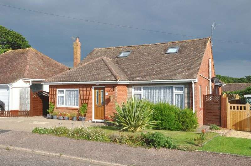 3 Bedrooms Detached Bungalow for sale in Warneford Gardens, Exmouth