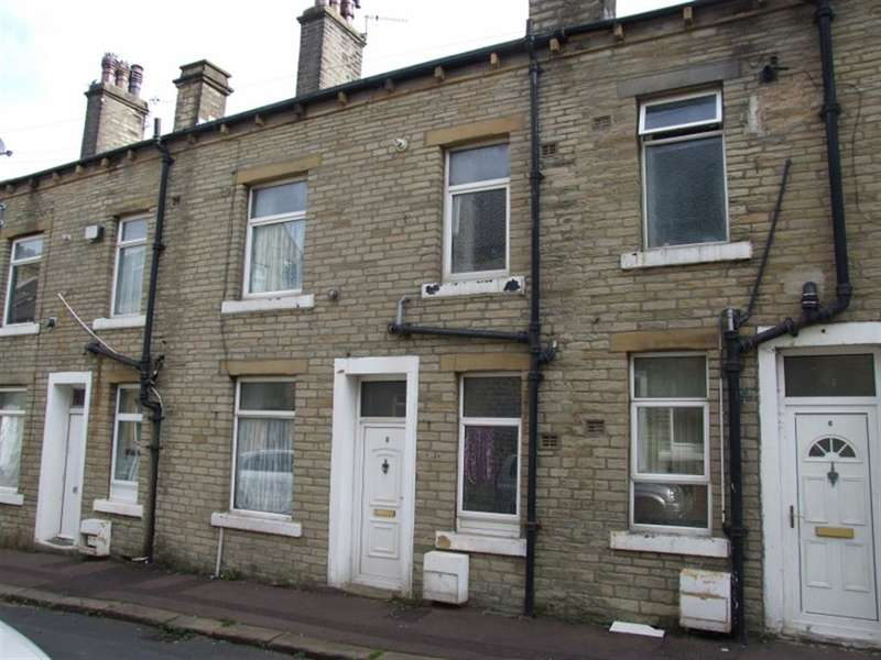 2 Bedrooms Terraced House for sale in Saxon Street, Pellon, Halifax, HX1 4QT