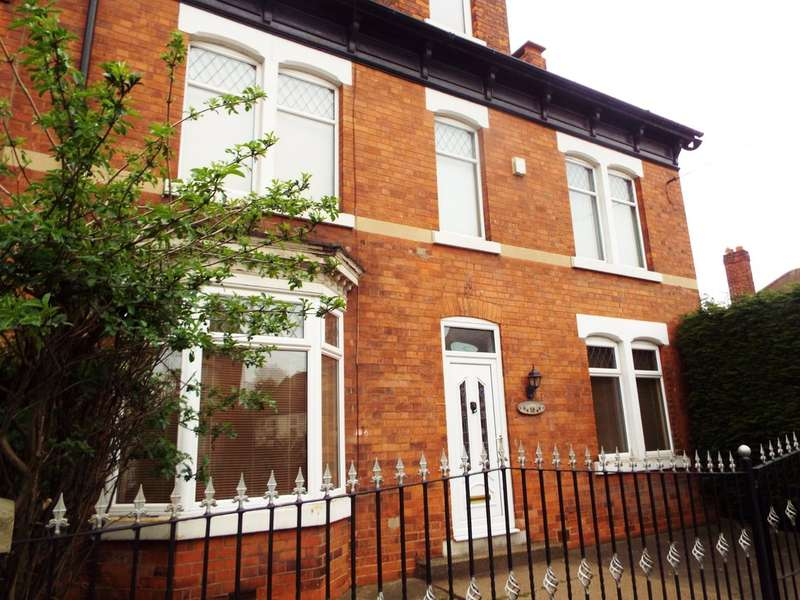 4 Bedrooms Detached House for sale in Watson Road , Worksop