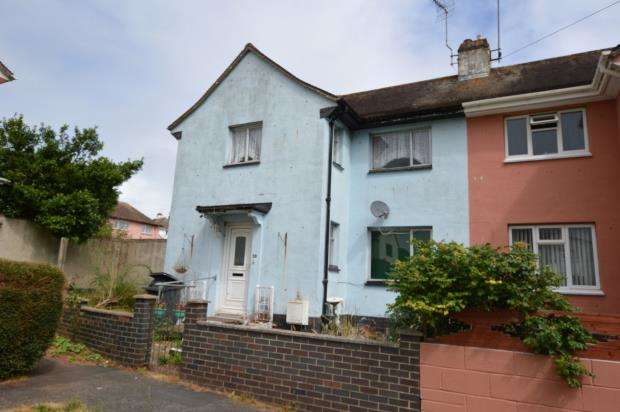 3 Bedrooms Semi Detached House for sale in West Pafford Avenue, Torquay, Devon