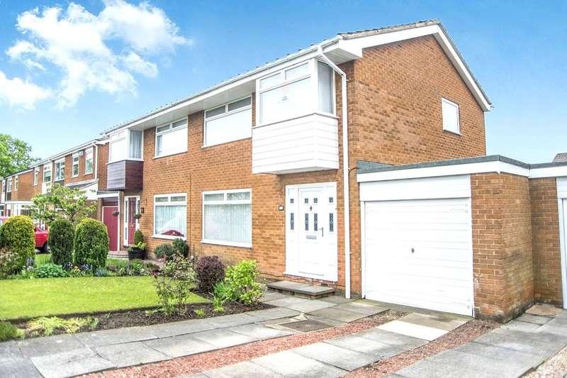 3 Bedrooms Semi Detached House for sale in Cheadle Avenue, Wallsend, NE28