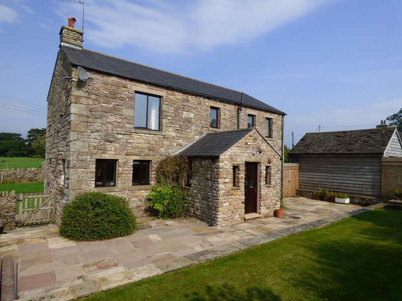 3 Bedrooms Detached House for sale in Pinfold Cottage, Little Musgrave