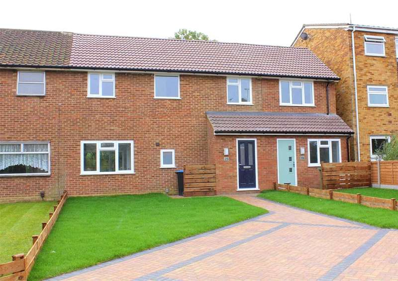 4 Bedrooms House for sale in 4 LARGE BEDROOMS AND REFURBISHED IN, Homefield Road, ADEYFIELD