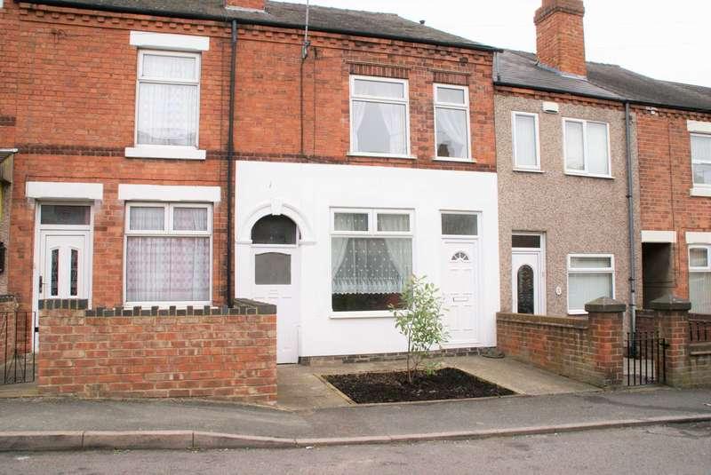 4 Bedrooms Terraced House for sale in Peel Street Langley Mill