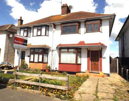 3 Bedrooms Semi Detached House for sale in Shoeburyness, Essex