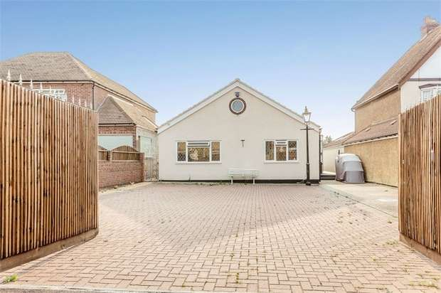 3 Bedrooms Detached Bungalow for sale in Pattens Lane, Rochester, Kent