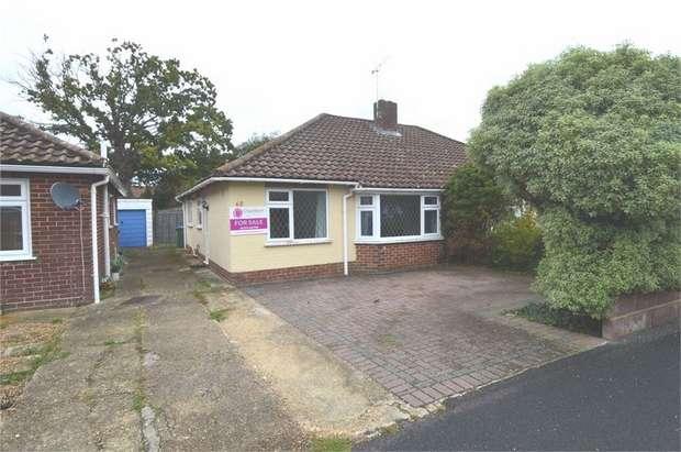 2 Bedrooms Semi Detached Bungalow for sale in Stubbington, Fareham, Hampshire