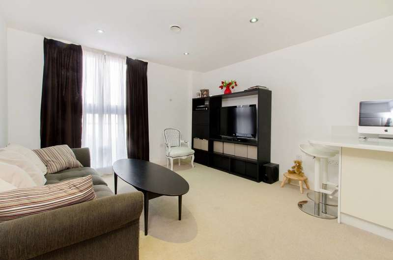 1 Bedroom Flat for sale in Magdalen Road, Earlsfield, SW18