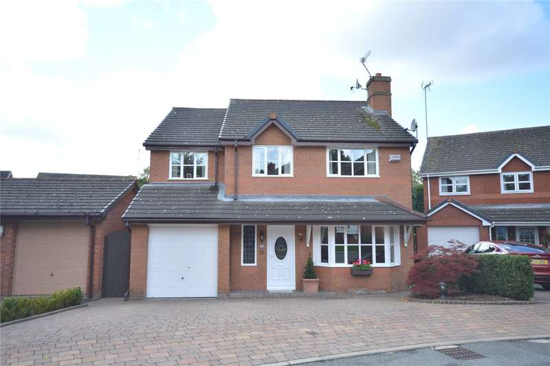 5 Bedrooms Detached House for sale in The Copse, Calderstones, Liverpool, L18