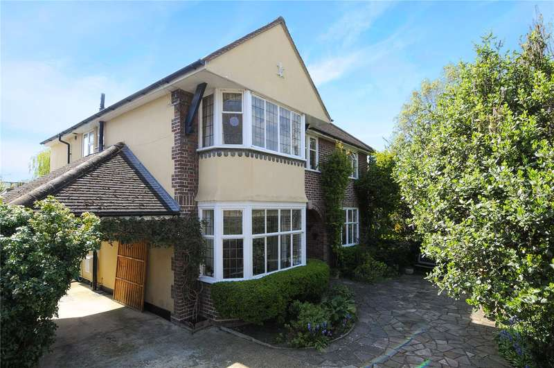 6 Bedrooms Detached House for sale in York Road, Windsor, Berkshire, SL4