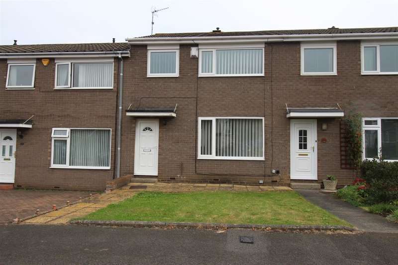 3 Bedrooms Terraced House for sale in Totnes Drive, Parkside Grange, Cramlington