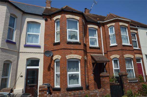 3 Bedrooms Terraced House for sale in Belvedere Road, Exmouth, Devon
