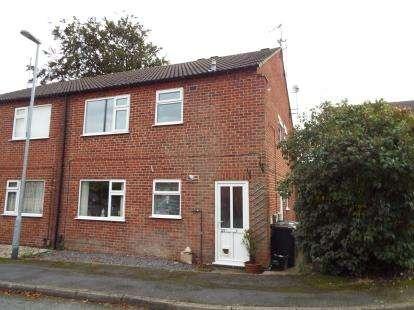 2 Bedrooms Maisonette Flat for sale in Mansfield Lane, Calverton, Nottingham