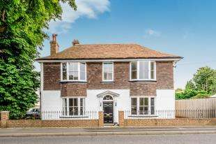 5 Bedrooms Semi Detached House for sale in Hythe Road, Willesborough, Ashford, Kent
