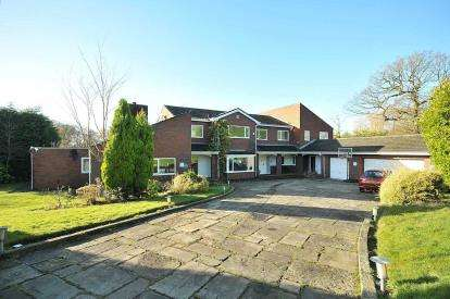 5 Bedrooms Detached House for sale in Lynwood, Hale, Altrincham, Greater Manchester