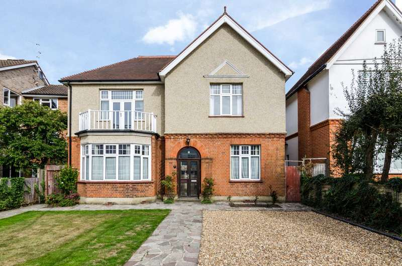 5 Bedrooms Detached House for sale in The Drive, Sidcup, DA14 4EP