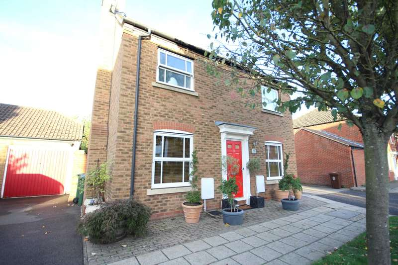2 Bedrooms Detached House for sale in Prestwold Way, Fairford Leys
