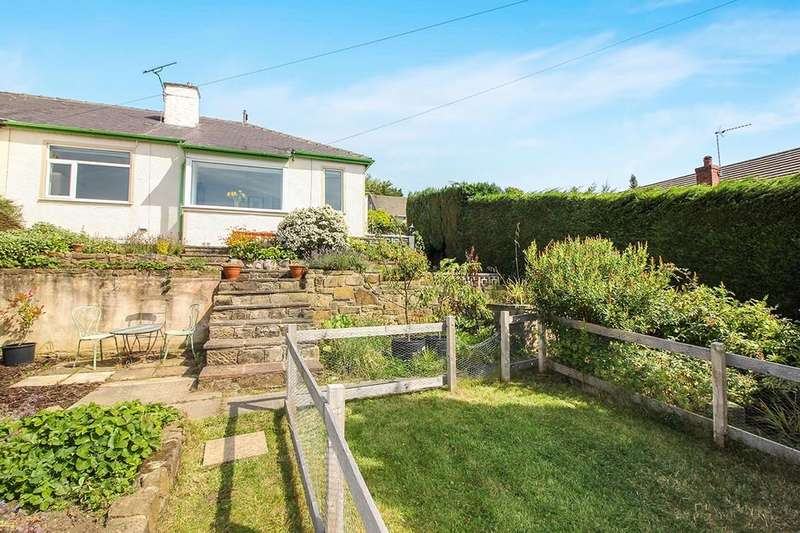 2 Bedrooms Semi Detached Bungalow for sale in Southlands Road, Riddlesden, Keighley, BD20