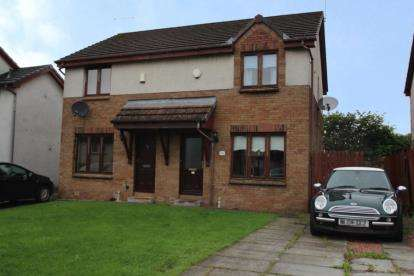 2 Bedrooms Semi Detached House for sale in Leader Street, Riddrie